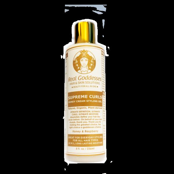 Supreme Curls Honey Cream Gel